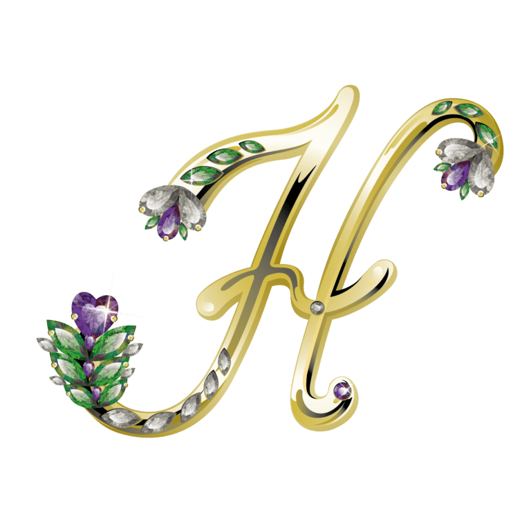 Hendricksons Fine Jewelry Vector Logo