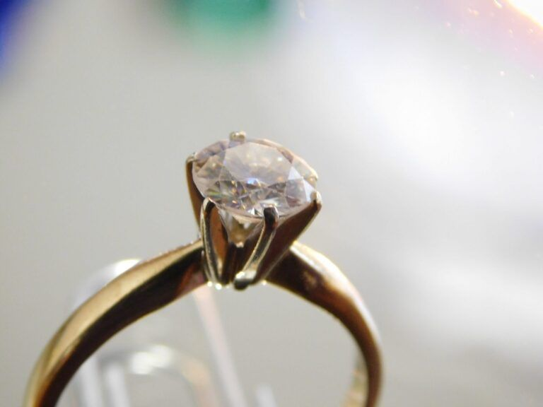 Before Diamond Ring